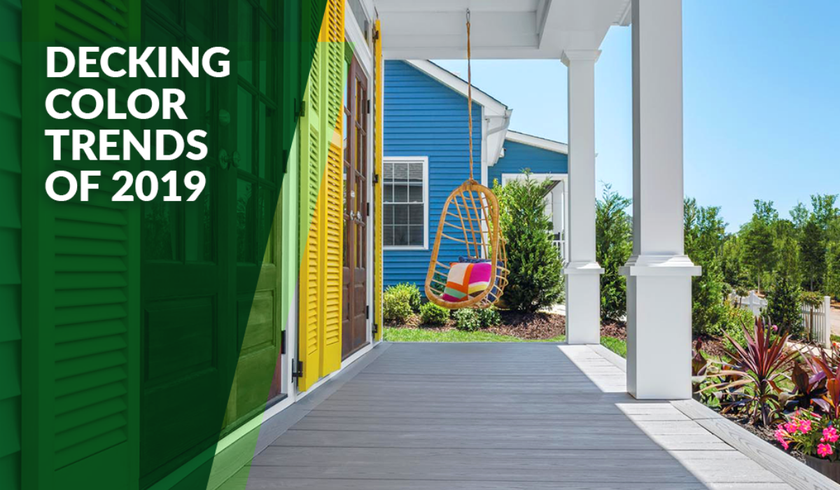 Decking Color Trend 2019 D3